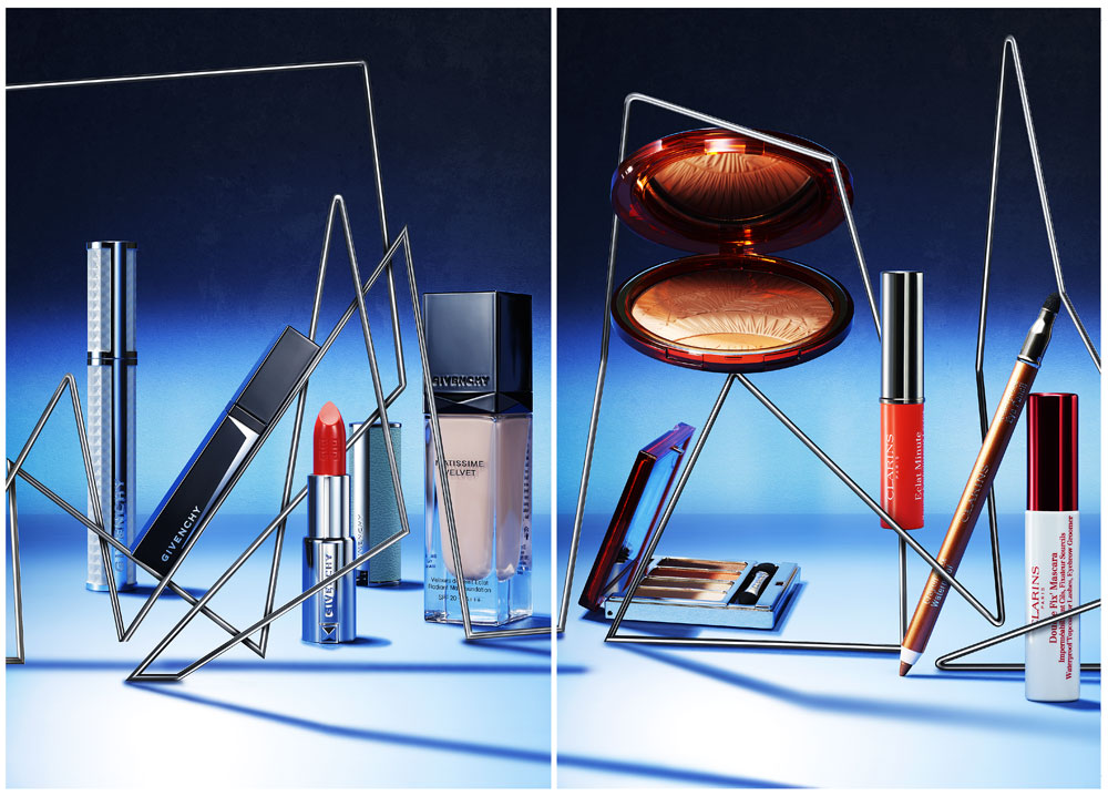 3°Beauty in Vogue-GIVENCHY-CLARINS